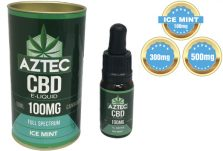 Aztec CBD Ice Mint E liquid