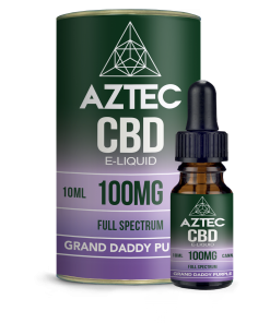 AZTEC Grand Daddy Purple 100mg