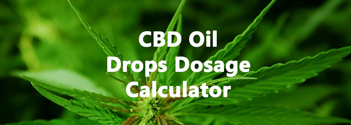 CBD Dosage