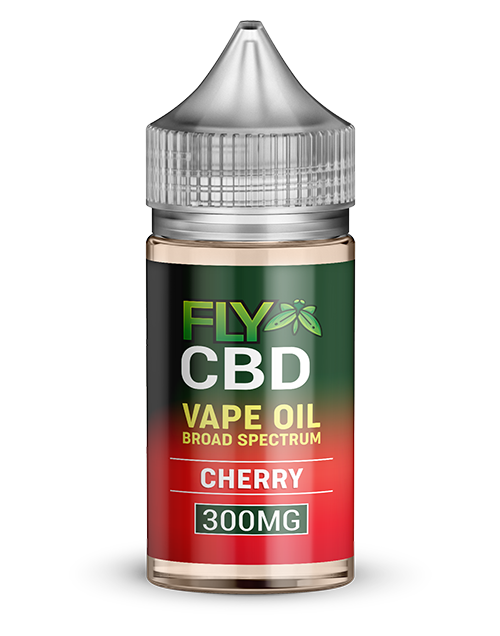 Cherry Fly CBD E-Liquid