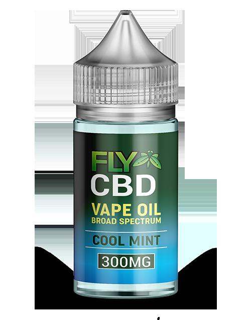 Cool Mint Fly CBD  E-Liquid