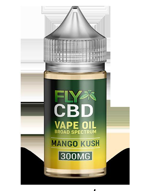 Mango Kush Fly CBD E-Liquid