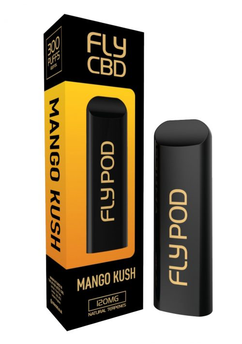 FLY CBD E-PEN 120MG
