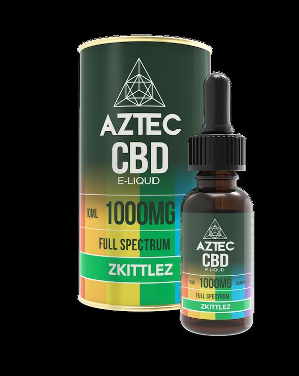AZTEC CBD E LIQUID