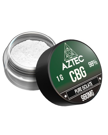 CBG Isolate 99% - 1000mg