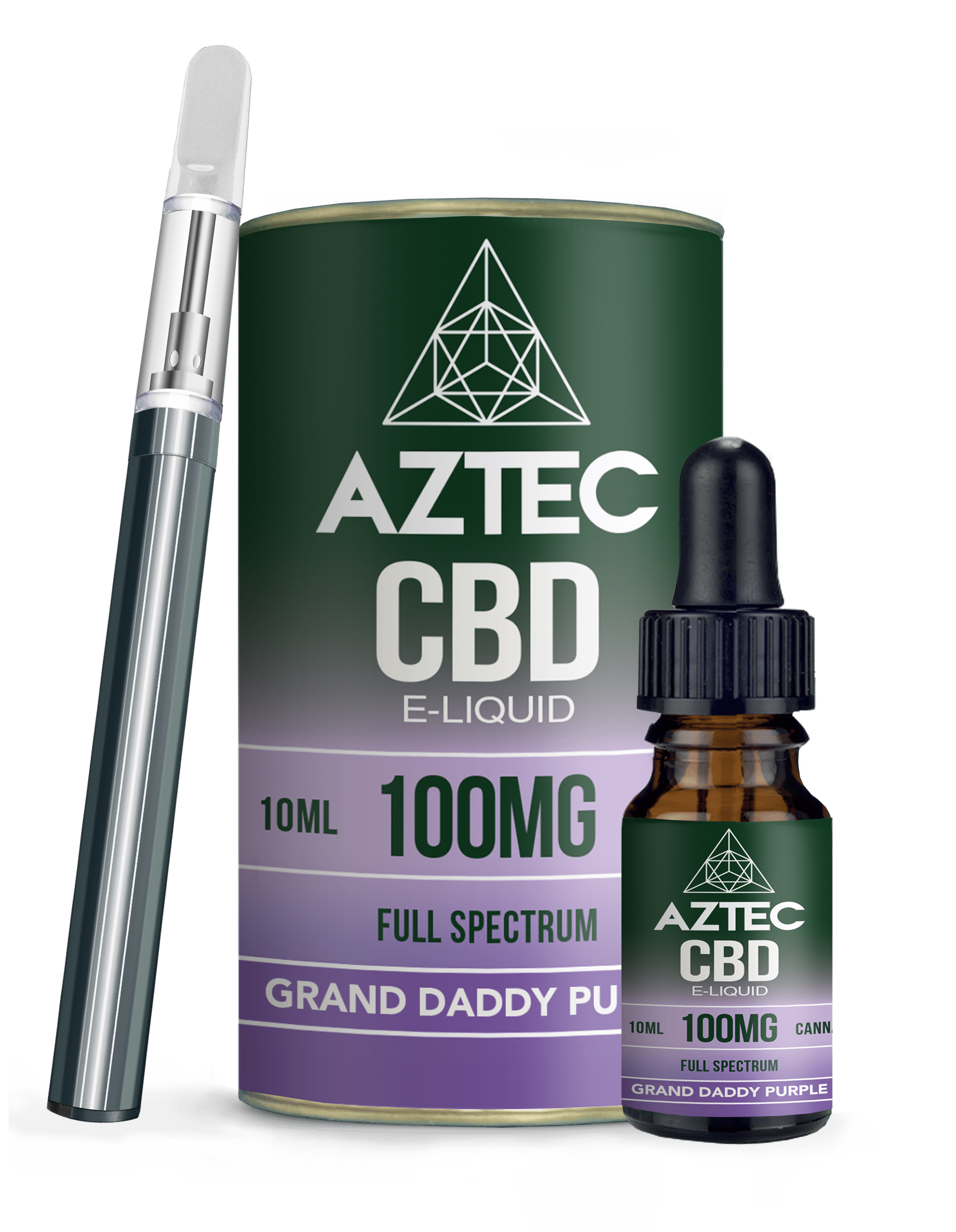 Daddy Daddy Purple CBD Starter kit