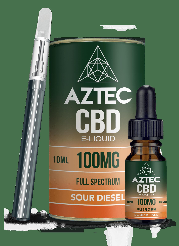 Sour Diesel CBD Starter kit