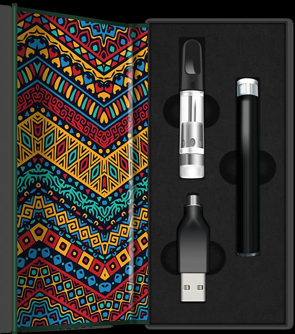 Aztec CBD Vaping Kit