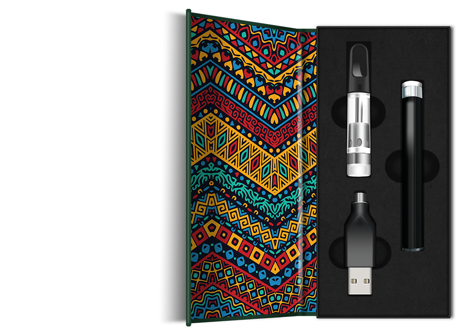 Aztec CBD Vaping Kit