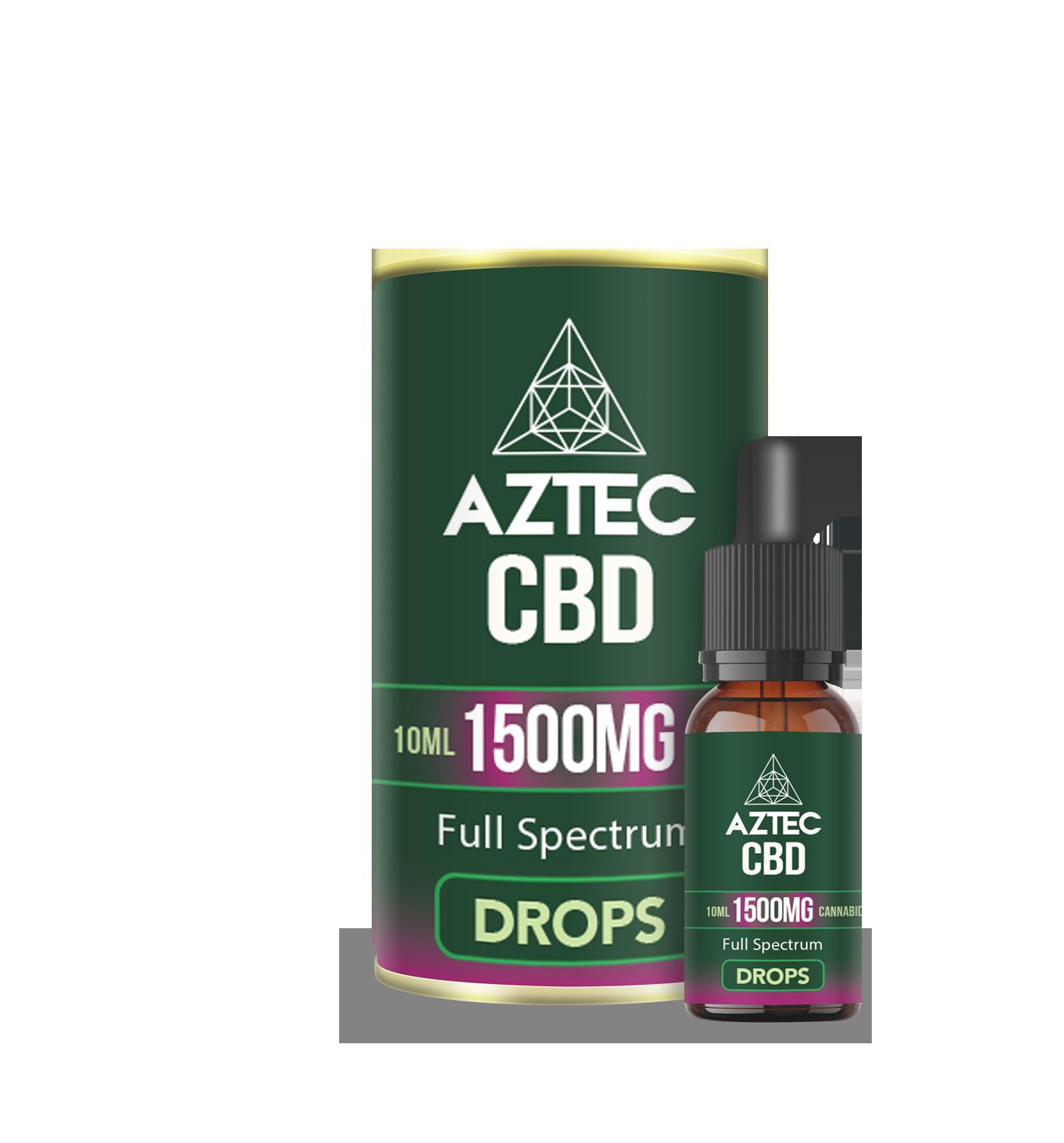 CBD Oil Drops – 1500mg