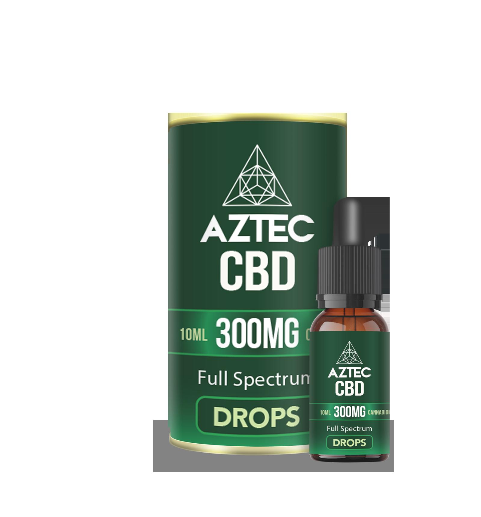 CBD Oil Drops - 300mg