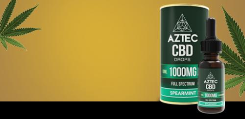 AZTEC- OIL DROPS