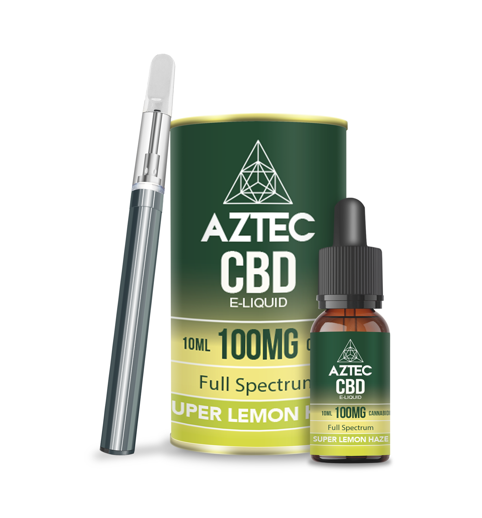 Super Lemon Haze CBD Starter kit